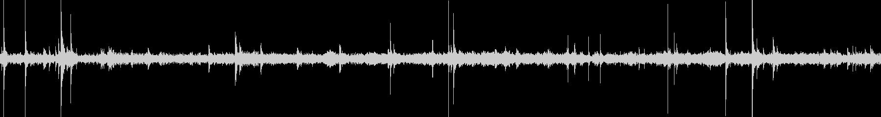 ビリヤード場(環境音)の未再生の波形