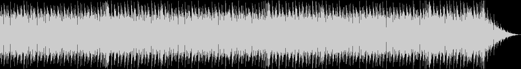 ロード画面によく合うクール系BGM-1の未再生の波形