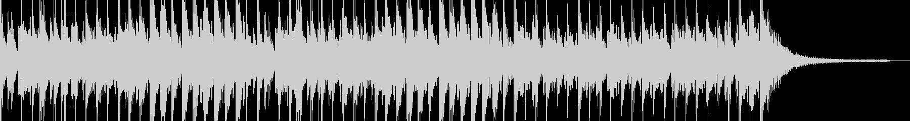 【30秒】上品な商品紹介/チュートリアルの未再生の波形