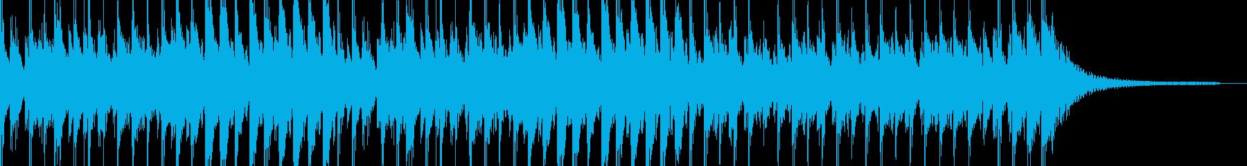 【30秒】上品な商品紹介/チュートリアルの再生済みの波形