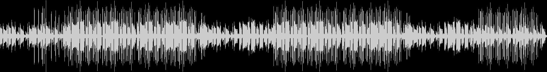 ギター・お洒落・カフェ・エモ・ループの未再生の波形