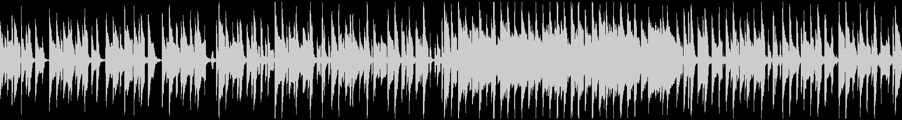 脱力系ほのぼのリコーダー ※ループ仕様版の未再生の波形