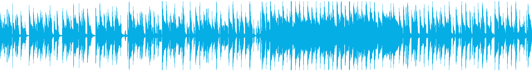 脱力系ほのぼのリコーダー ※ループ仕様版の再生済みの波形