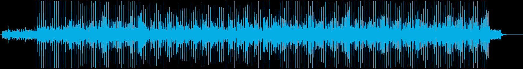 アコースティック・ポジティブ・お気楽Cの再生済みの波形