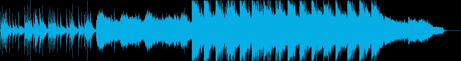 企業VP30 16bit48kHzVerの再生済みの波形