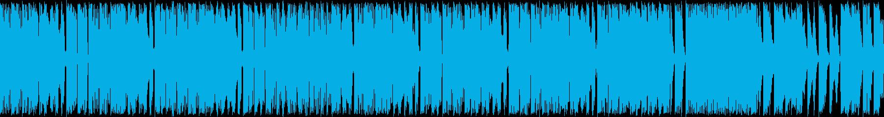 クイズ シンキングタイム 没頭中 悩み中の再生済みの波形