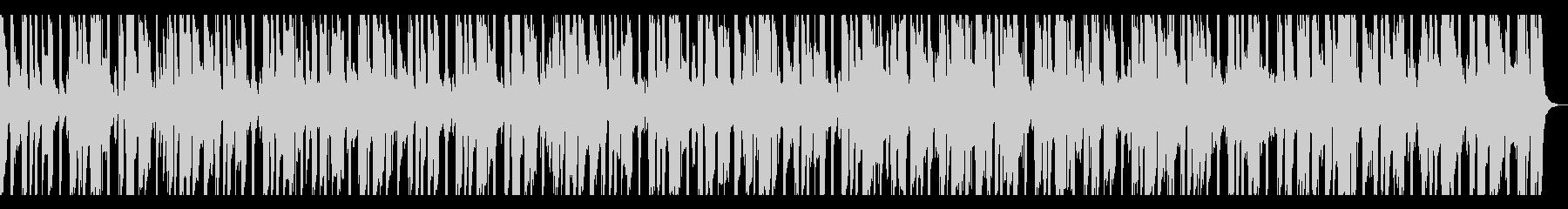 【短いVer9】スローファンクロックの未再生の波形