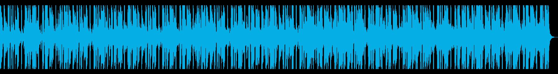 【短いVer9】スローファンクロックの再生済みの波形