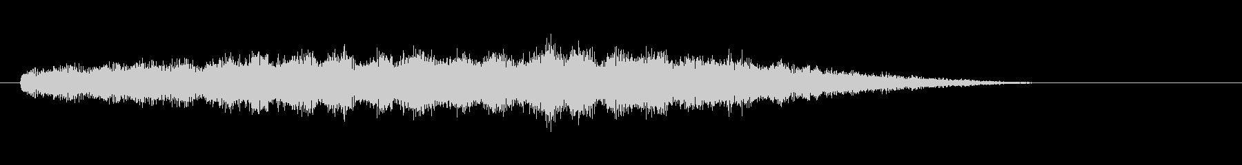 テーマ6:フルミックスの未再生の波形