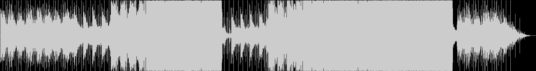 ロック、オルタナティブロックの未再生の波形