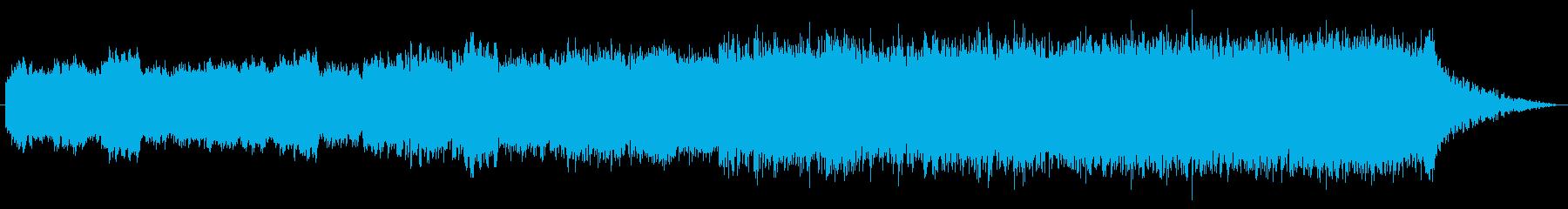 企業VPや映像95、オーケストラ、壮大bの再生済みの波形