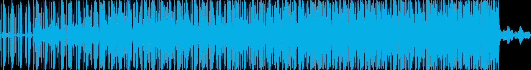 アジア 感情的 静か ハイテク 気...の再生済みの波形