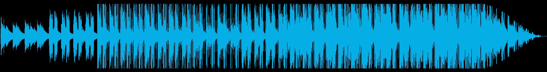 冬/チル/R&B_No517の再生済みの波形