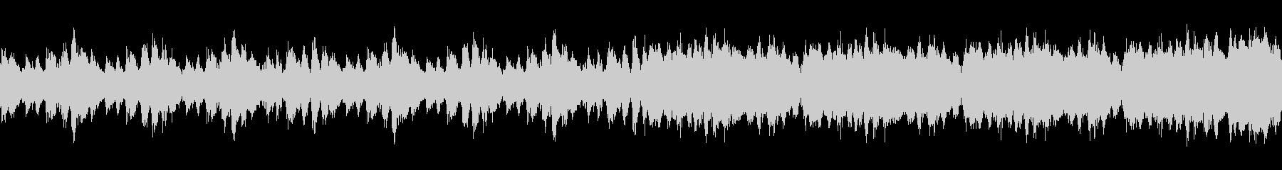 オーケストラ風BGM(戦闘)の未再生の波形