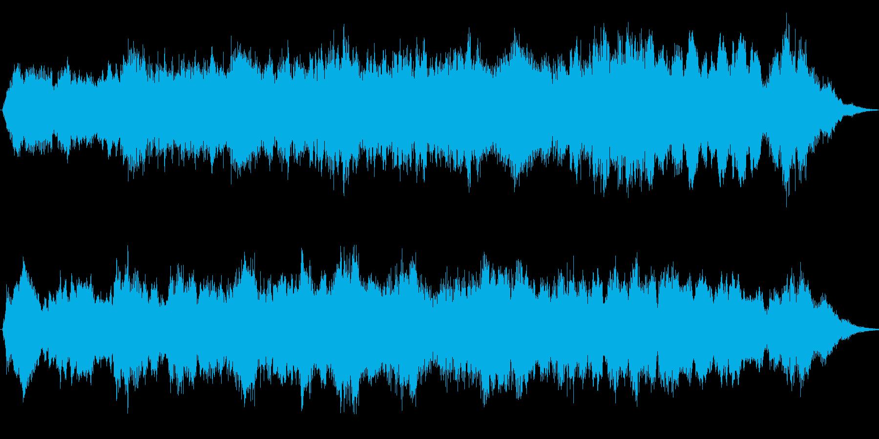 G線上のアリア・優雅な弦楽合奏15sの再生済みの波形