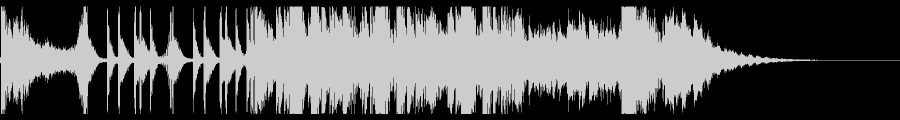 最先端なティーザー向きダークエレクトロの未再生の波形
