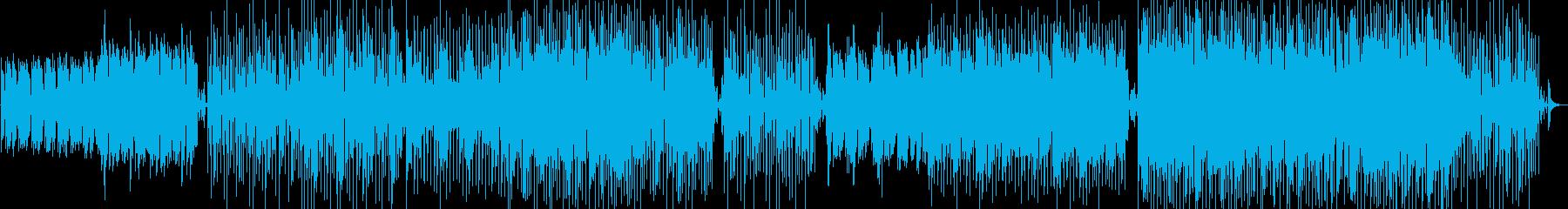 タンゴエレクトロ、映画のテーマ。ジ...の再生済みの波形