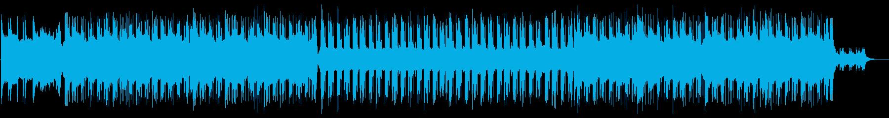 大会 エンディング ヒップホップ 弦無しの再生済みの波形