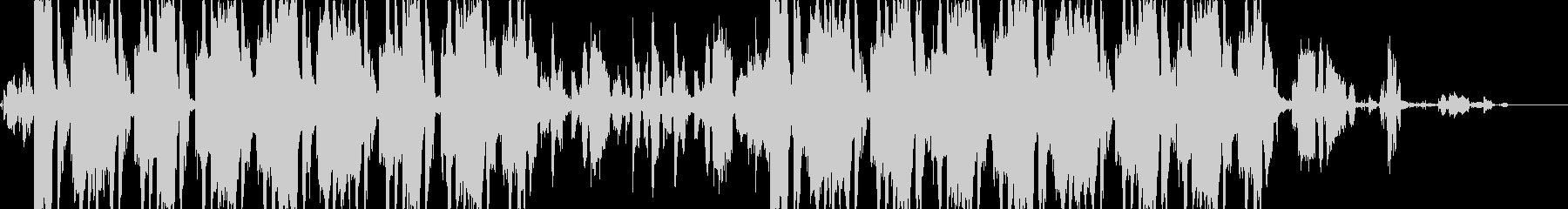 レトロ アクティブ 明るい ほのぼ...の未再生の波形