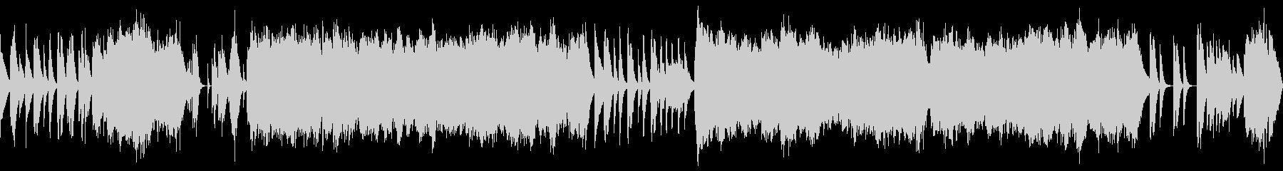 悲愴 第1楽章/ベートーベン・オルゴールの未再生の波形