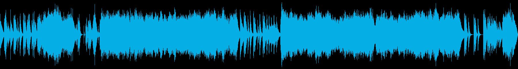 悲愴 第1楽章/ベートーベン・オルゴールの再生済みの波形