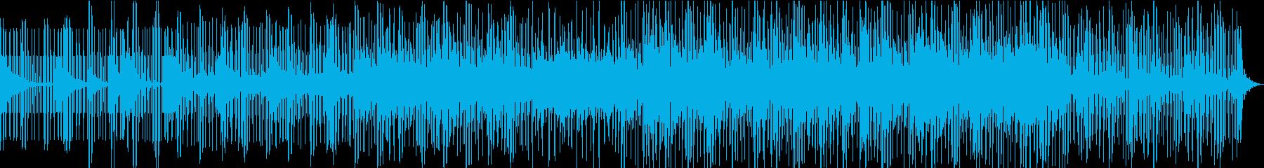 民族楽器を取り入れたヒップホップの再生済みの波形