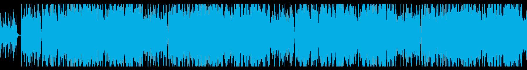 ループ 懐かしいバラード、ノスタルジーの再生済みの波形