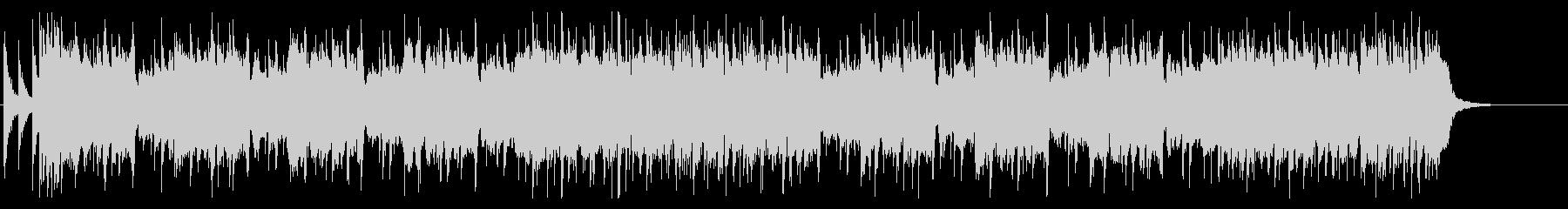 ロックギターリフ7の未再生の波形