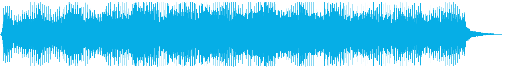 Refreshing and positive pops's reproduced waveform