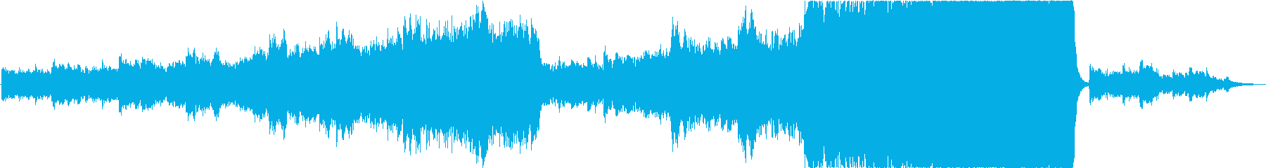 シネマティック センチメンタル 勝...の再生済みの波形