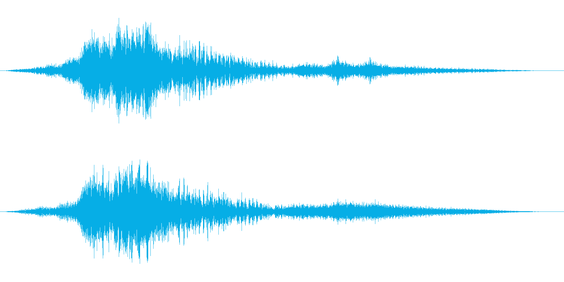 ニューロトロニックマトリックス2の再生済みの波形