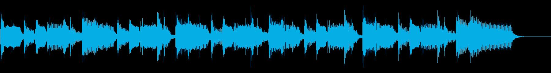 マルガリータ、ファーストテンポ、ノ...の再生済みの波形