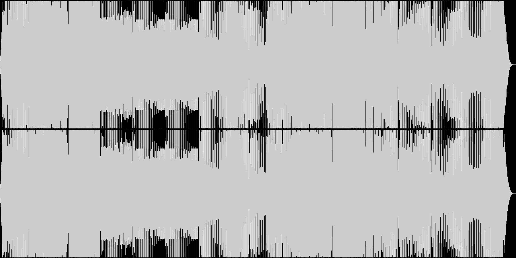 EDM スピード感 爽快 スポーツ 動画の未再生の波形