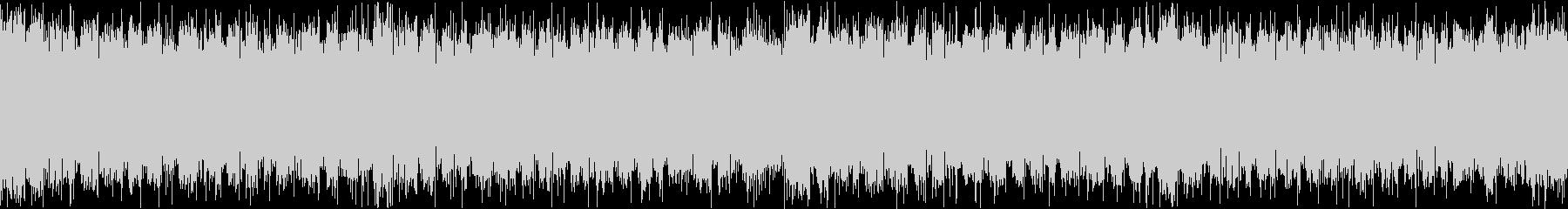クールなFuture Bass(ループ)の未再生の波形