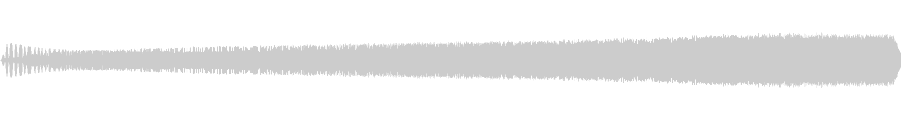 シューッという音EC07_84_6の未再生の波形