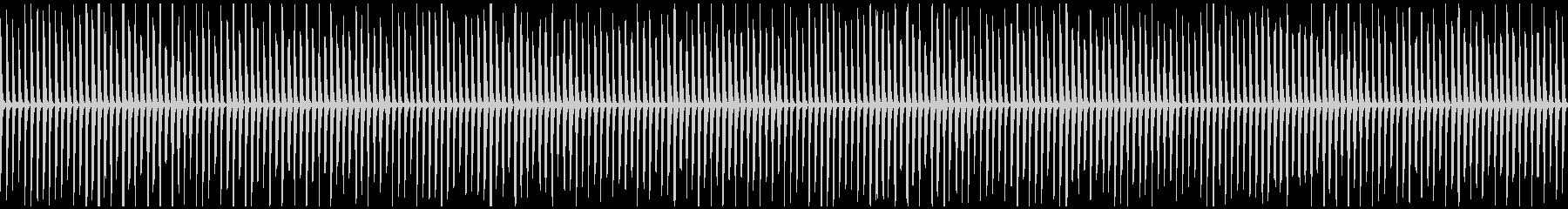 ゆるふわシンプルループ8、のんきな日常の未再生の波形