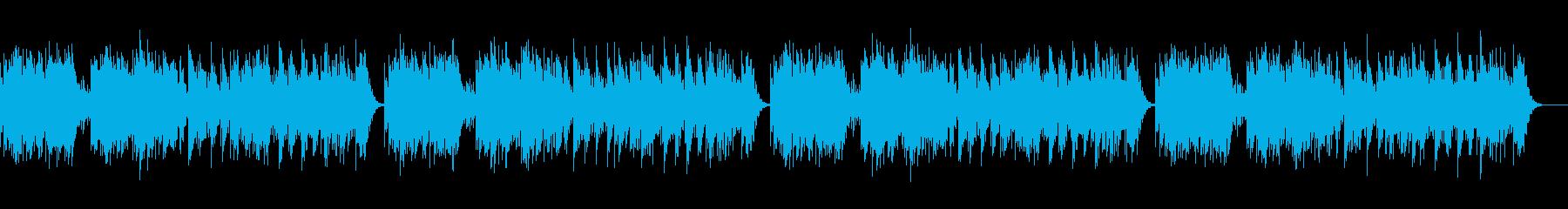 「My Bonny」オルゴール の再生済みの波形