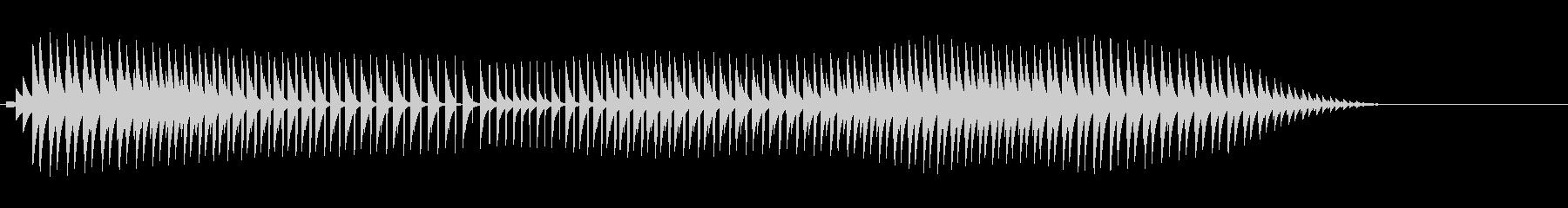 バババ(レーザー光線/SF/SNESの未再生の波形