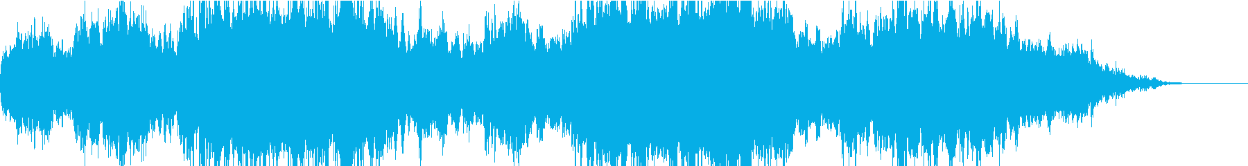 Birdの再生済みの波形