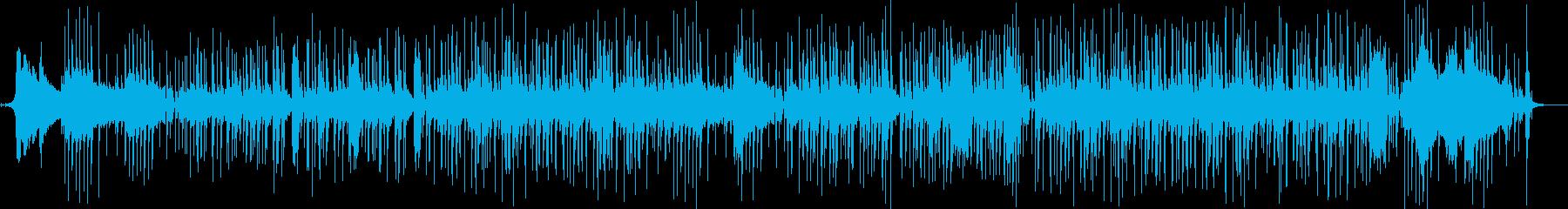 2分ソング 子どものハロウィンやおばけの再生済みの波形