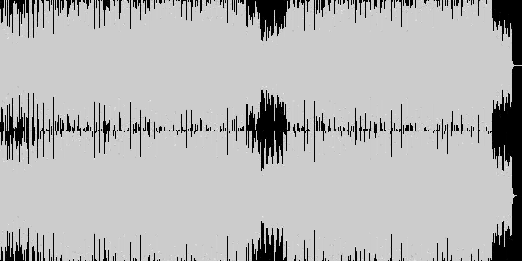 EDMクラブ系ダンスミュージック-65の未再生の波形