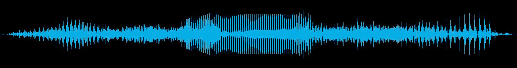 働く車 - 輸送車(キャリアカー)の再生済みの波形