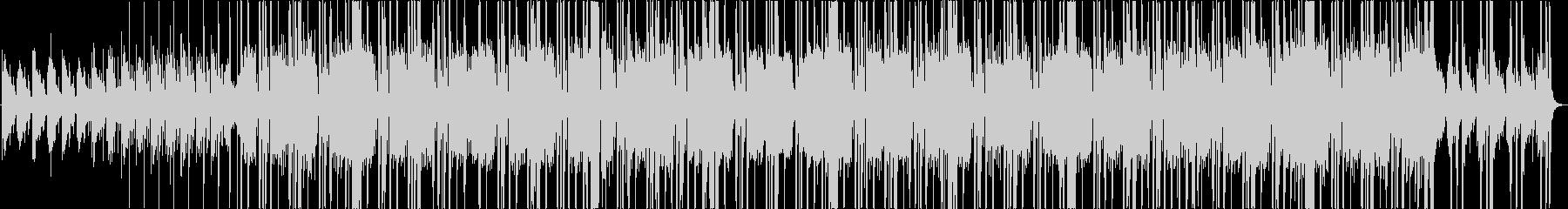 ディープなTrapの Type Beatの未再生の波形