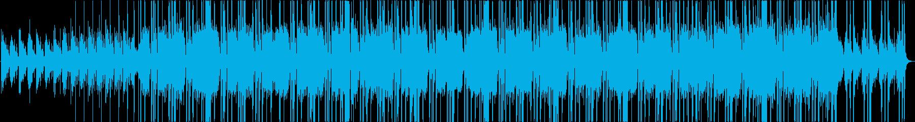 ディープなTrapの Type Beatの再生済みの波形