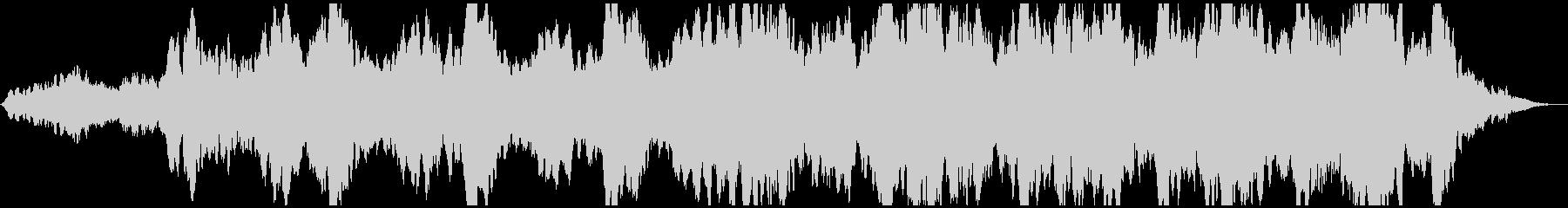 PADS 共鳴する01の未再生の波形