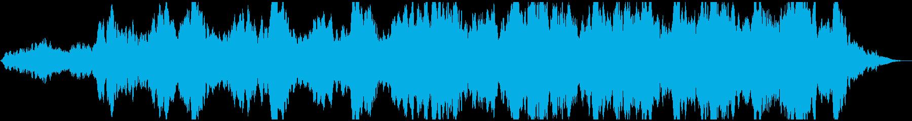 PADS 共鳴する01の再生済みの波形