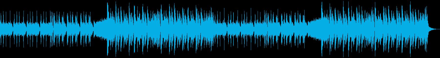 CM・ギター・クラップ・エキサイティングの再生済みの波形
