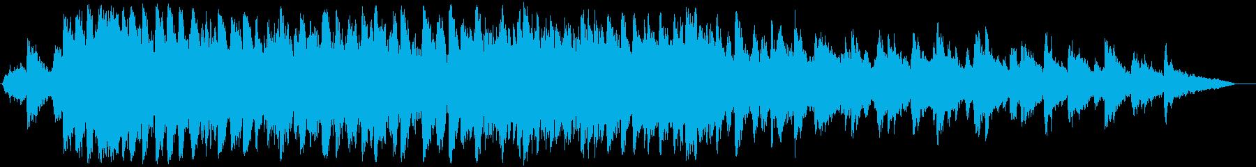 カテドラルベルリングアウト;大聖堂...の再生済みの波形