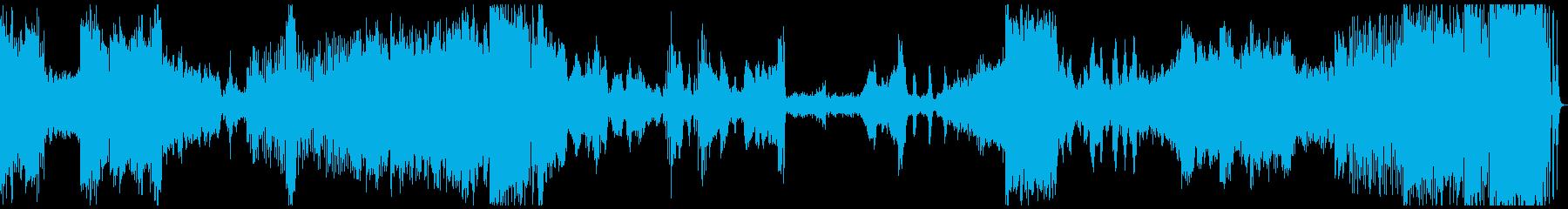 定番クラシック入学卒業マイスタージンガーの再生済みの波形