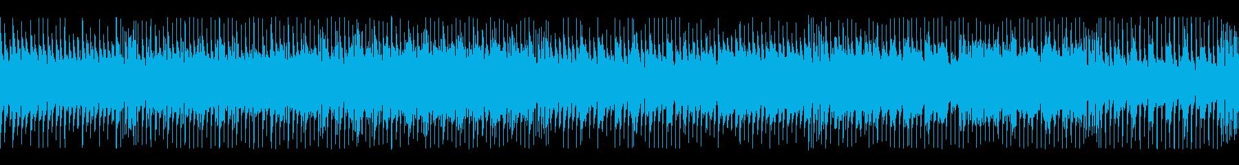 BGM007-03 エレピ伴奏でフルー…の再生済みの波形